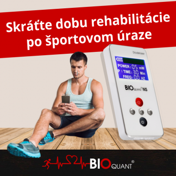 Bioquant NS and sports performance